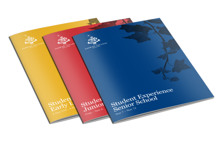 Student Experience Brochure